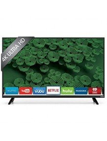 "VIZIO 50"" 4K Ultra HD 120Hz LED Smart TV (D50U-D1)"