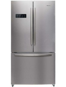 Hisense 20.3 Cu. Ft. French Door Refrigerator - Stainless Steel